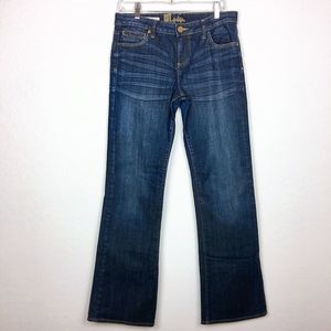 Kut from the Kloth Jackie Boot Cut Jeans